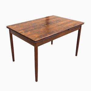 Table de Salon Mid-Century à Rallonge