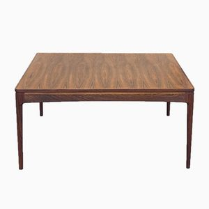 Mid-Century Danish Coffee Table by Ole Wanscher for AJ Iversen