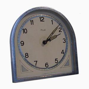 Vintage Art Deco Uhr von Wilhelm Kienzle für Kienzle