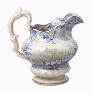 Orientale Vase mit Pfauenmuster