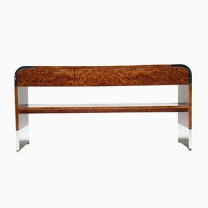 Vintage Console Table from Pace Collection, 1970s