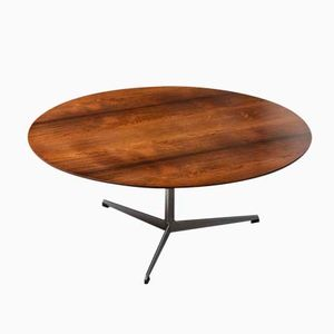 Coffee Table in Rosewood by Arne Jacobsen for Fritz Hansen, 1960s