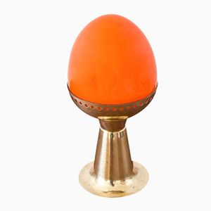 Egg Shaped Table Lamp by Hans-Agne Jakobsson, 1960s