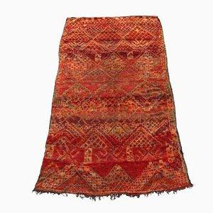 Marokkanischer Vintage Beni M'Guild Teppich