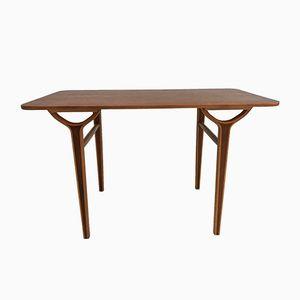 Ax Tisch von Peter Hvidt & Orla Molgaard-Nielsen für Fritz Hansen, 1950er