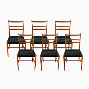 Gracell Chairs by Yngve Eckström for Gemla, 1950s, Set of 6