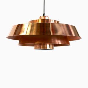 Vintage Nova Pendant Light by Jo Hammerborg for Fog & Mørup