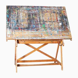Swedish Painting Table, 1930s
