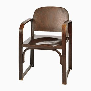 Vintage Model A 745 F Bentwood Chair from Thonet