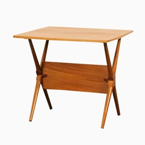 Rosewood Coffee Table By Kurt Østervig For Jason Møbler S For - Magic coffee table