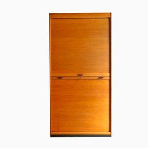 Vintage Oak Storage Cabinet, 1950s