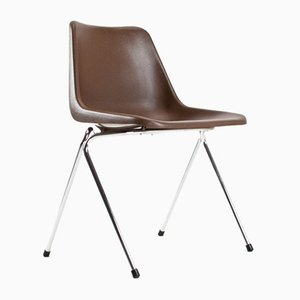 Mid-Century British Polyprop Dining Chair by Robin Day for Hille