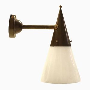 Giso 302 Wandlampe von W.H. Gispen für Gispen, 1920er