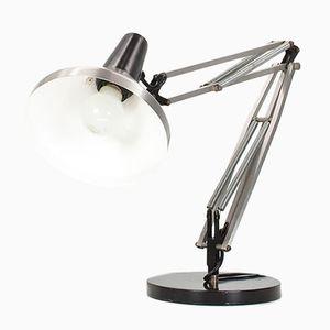 Niederländische Industrie Gelenktischlampe von Hala, 1967