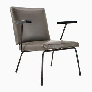 Model 1401 Industrial Easy Chair by Wim Rietveld for Gispen