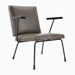 Modell 1401 Industrie Sessel von Wim Rietveld für Gispen