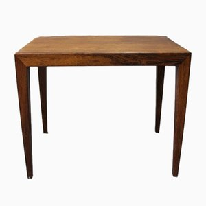 Petite Table d'Appoint par Severin Hansen pour Haslev Møbelsnedkeri, 1960s