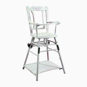 Antique Children's High Chair