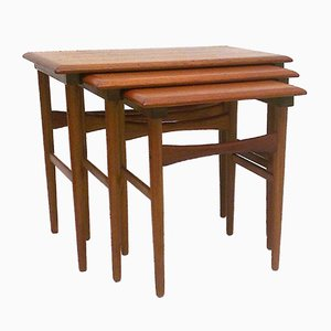 Nesting Tables from Dyrlund, 1960s