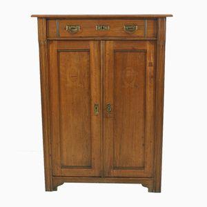 Vintage Large Walnut Dresser