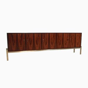 Large Rosewood Sideboard by Kho Liang Ie for Fristho, 1960s