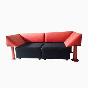 Vintage Quadrio Sofa von Michael McCoy für Artifort