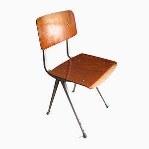 Chaise Result Vintage par Friso Kramer pour Ahrend de Cirkel, 1960s