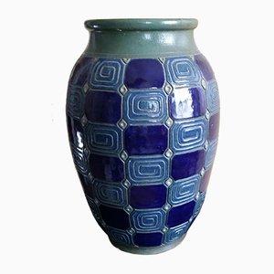Jugendstil Vase von Nancy Mougin
