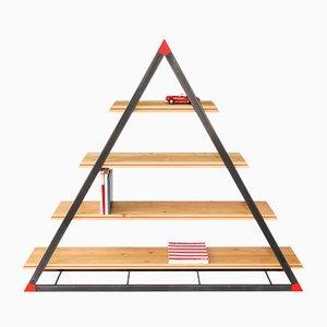 NOON Dreieck Bücherregal von Dozen Design