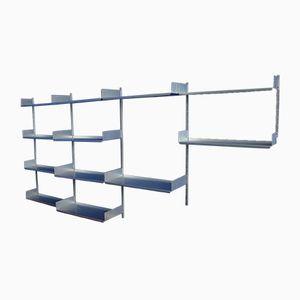 606 Aluminum Shelf System by Dieter Rams for Vitsoe, 1960s