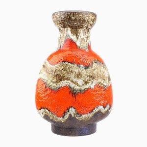 Vintage Lava Floor Vase from Dumler & Breiden