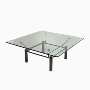 Vintage Coffee Table by Hans Bitsch for Kusch + Co