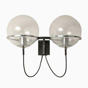 Mid-Century Vintage Saturnus Wandlampe von Raak