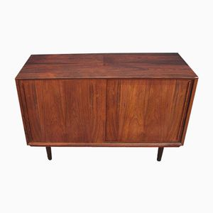 Danish Small Rosewood Sideboard from H.P. Hansen, 1960s