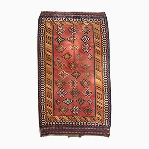 Persian Hand Knotted Kelim Rug, 1950s