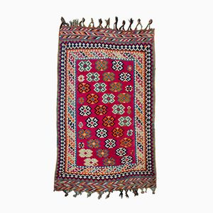 Persian Hand Knotted Kelim, 1950s