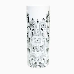 Vase en Porcelaine par Cuno Fischer pour Rosenthal