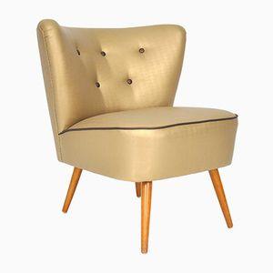 Austrian Beech Cocktail Chair, 1950s
