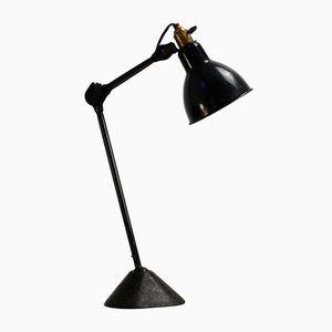 Model 205 Desk Lamp by Bernard Albin Gras for Ravel Clamart, 1930s