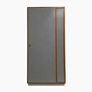 Pavatex Hardboard & Birch Wardrobe by Piet Zwart for Bruynzeel, 1950s