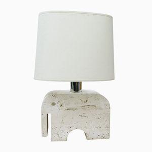 Vintage Elefanten Lampe von Fratelli Mannelli