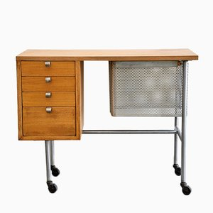 Model 4752 Typewriter Desk by George Nelson for Herman Miller, 1950s