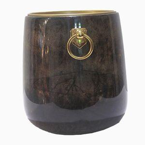 Champagne Bucket by Aldo Tura for Tura Milano, 1950s