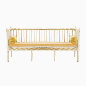 Antique Swedish Gustavian Sofa, 1790s