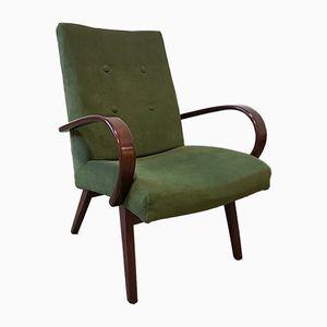 Vintage Sessel von Jindrich Halabala für Thonet, 1950er