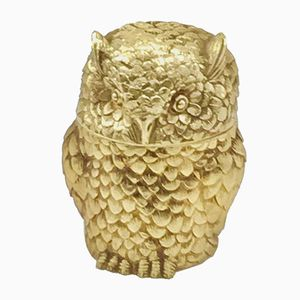 Vintage Owl Ice Bucket by Mauro Manetti, 1950s