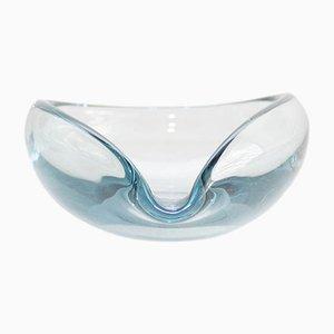 Aqua Bowl by Per Lütken for Holmegaard, 1953