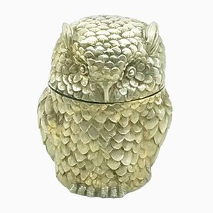 Owl Ice Bucket by Mauro Manetti, 1950s