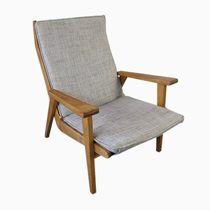 Mid-Century Vintage Lotus Easy Chair by Rob Parry for Gelderland