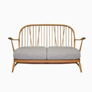 Vintage Windsor Zwei-Sitzer Sofa von Ercol